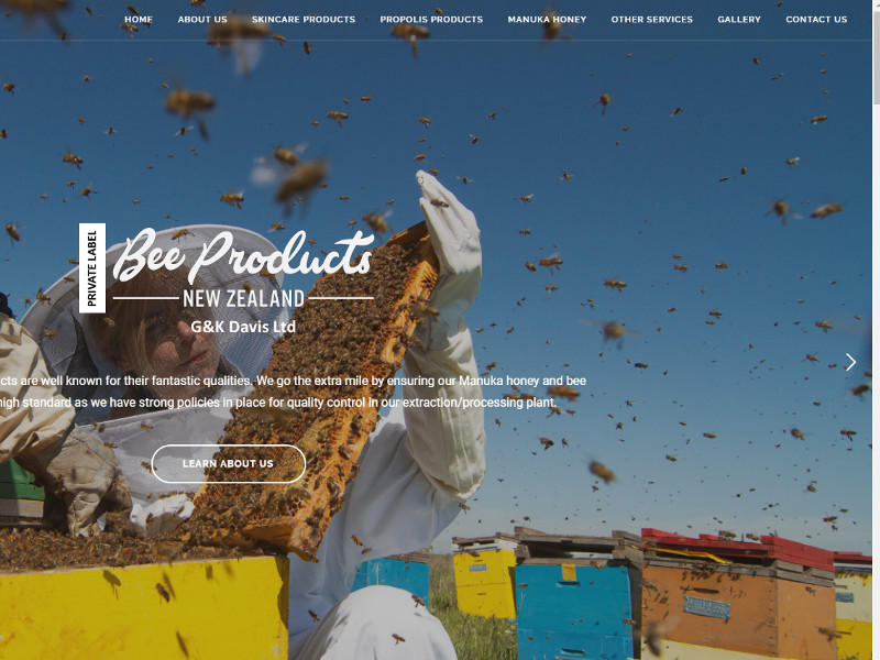 Bee Products NZ